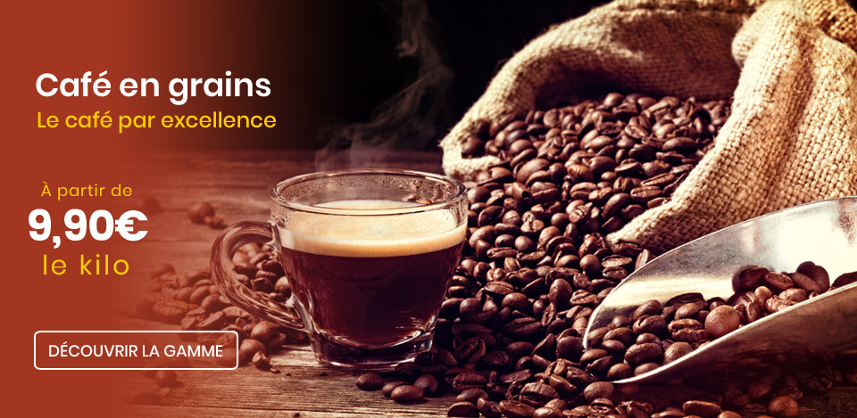 Coffee-Webstore: Vente de café, dosettes, capsules en