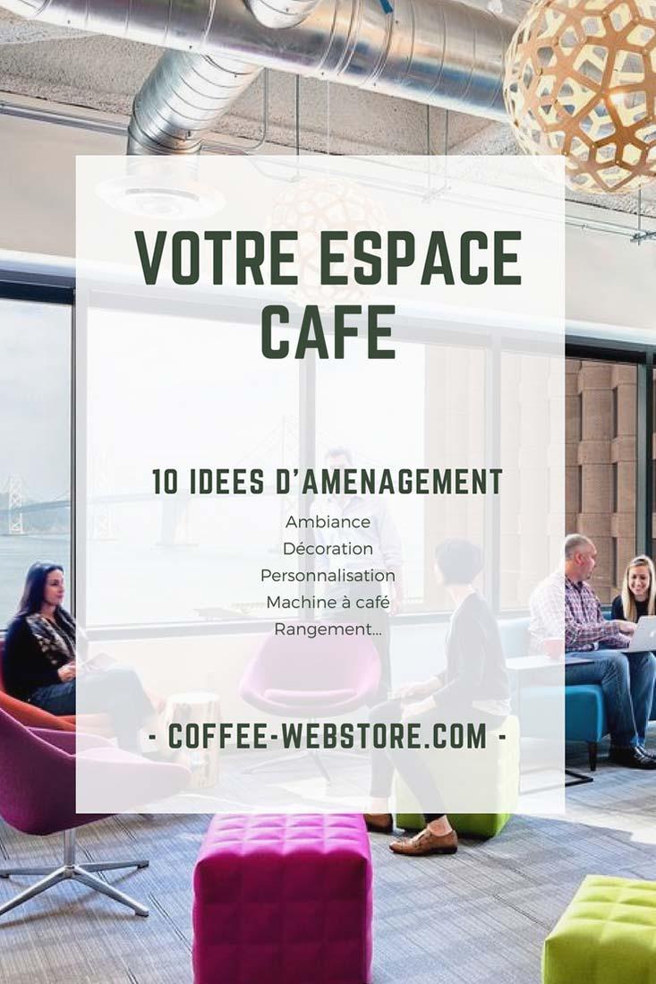 Couleur Peinture Pour Bureau Professionnel 10 idées pour aménager son espace café au travail