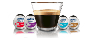 Capsules Lavazza Blue pour machine Smarty