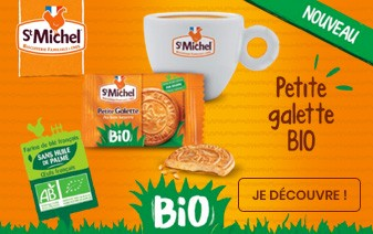 Biscuits Saint Michel Bio
