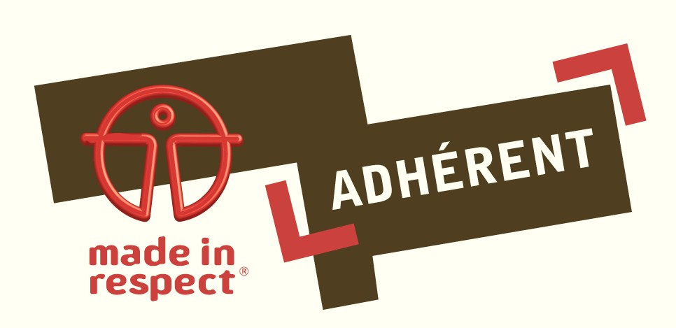 logo des Adhérents made In Respect