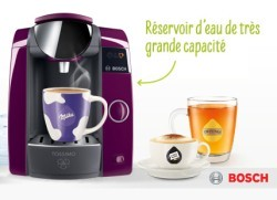 La Machine Tassimo Joy : un réservoir grande capacite