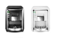 Machine à café Capsy : Un design moderne et élegant