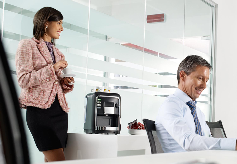 Capsy : Machine à café professionnelle adaptée aux PME