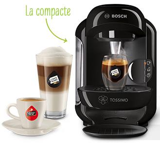 machine tassimo vivy rouge vif bosch tas1253 coffee. Black Bedroom Furniture Sets. Home Design Ideas